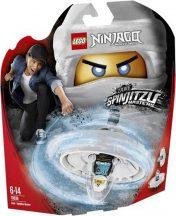 LEGO Ninjago 70636 Zane - Spinjitzu mester