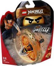 LEGO Ninjago 70637 Cole - Spinjitzu mester