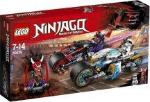 LEGO Ninjago 70639 A Jaguárkígyó utcai verseny