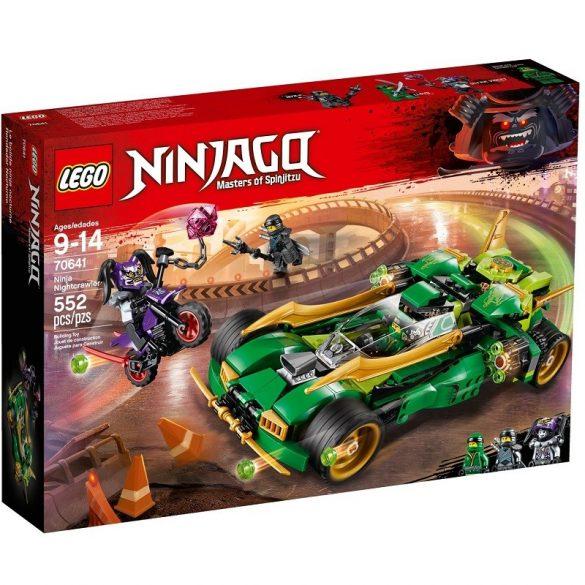 LEGO Ninjago 70641 Nindzsa éjjeli lopakodó