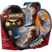 LEGO Ninjago 70645 Cole Sárkánymester