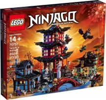 LEGO Ninjago 70751 Az Airjitzu temploma