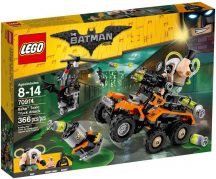 LEGO Batman Movie 70914 Bane támadása