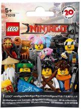 LEGO A Ninjago Film 71019 Minifigurák
