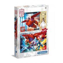 Clementoni 07120 puzzle - Big Hero 6 (2x60 db-os)