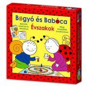Bogyó és Babóca - Évszakok társasjáték csomag