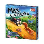 Max, a macska társasjáték