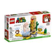 LEGO Super Mario 71363 Sivatagi Pokey kiegészítõ szett