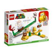 LEGO Super Mario 71365 A Piranha növény erőcsúszdája kiegészítő szett