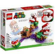 LEGO Super Mario 71382 A Piranha növény rejtélyes feladata kiegészítõ szett