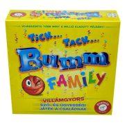 Tick Tack Bumm Family társasjáték