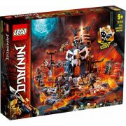 LEGO Ninjago 71722 A koponyavarázsló tömlöcei