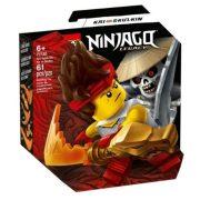 LEGO Ninjago 71730 Hősi harci készlet - Kai vs Skulkin