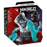 LEGO Ninjago 71731 Hõsi harci készlet - Zane vs Nindroid