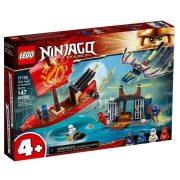 LEGO Ninjago 4+ 71749 A Sors Adománya utolsó repülése