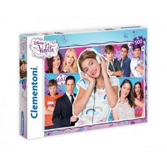 Clementoni 07224 Puzzle - Violetta (100 db-os)