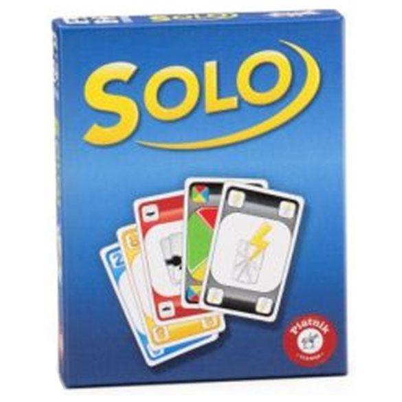 SOLO kártya