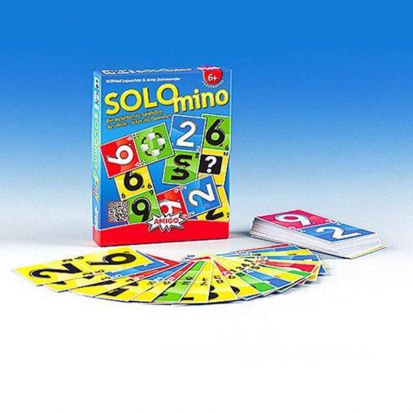 SOLOmino dominókártya