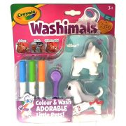 Crayola Washimals kimosható állatkák - Kutyusok