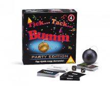 Tick Tack Bumm Party Edition társasjáték