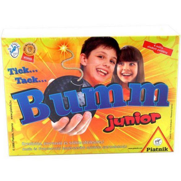 Tick Tack Bumm Junior társasjáték