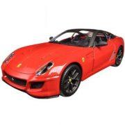 Bburago Race & Play 1/32 kisautók - Ferrari 599 GTO