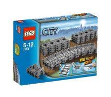 LEGO City 7499 Rugalmas sínek