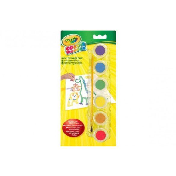 Crayola - Color Wonder maszatmentes festék utátöltő