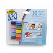 Crayola Color Wonder maszatmentes filctoll 10 db