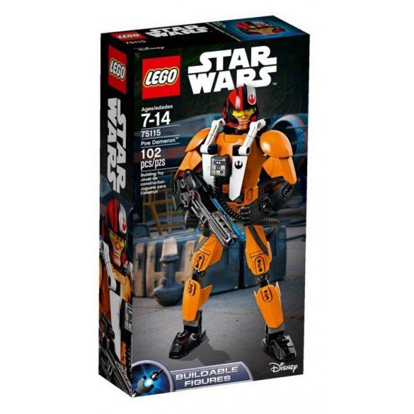 LEGO Star Wars 75115 Poe Dameron figura
