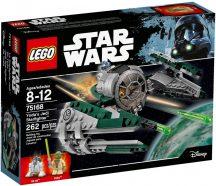LEGO Star Wars 75168 Joda Jedi Starfighter-e