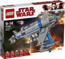 LEGO Star Wars 75188 Ellenállás oldali teherszállító