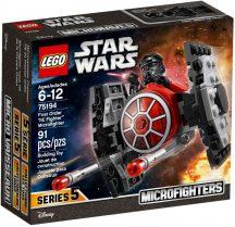 LEGO Star Wars 75194 Első Rendi TIE Fighter Microfighter