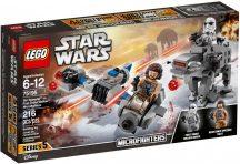 LEGO Star Wars 75195 Ski Speeder vs. Első Rendi Lépegető Microfighter