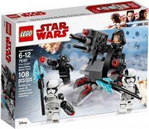LEGO Star Wars 75197 Első Rendi Harcos csomag