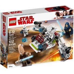 LEGO Star Wars 75206 Jedi és klónkatona harci csomag