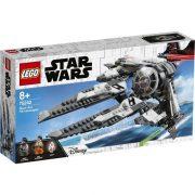 LEGO Star Wars 75242 Black Ace TIE elfogó