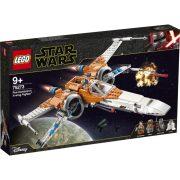 LEGO Star Wars 75273 Poe Dameron X-szárnyú vadádászgépe