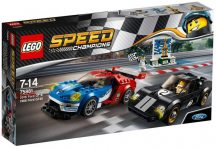 LEGO Speed Champions 75881 2016-os Ford GT és 1966-os Ford GT40