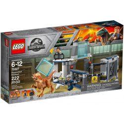 LEGO Jurassic World 75927 Stygimoloch kitörés