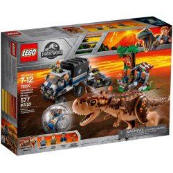 LEGO Jurassic World 75929 Carnotaurus - Menekülés a guruló gömbben
