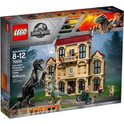 LEGO Jurassic World 75930 Dühöngő indoraptor a Lockwood birtokon