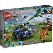 LEGO Jurassic World 75940 Gallimimus és Pteranodon kitörése