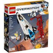 LEGO Overwatch 75975 Watchpoint: Gibraltar.