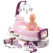Smoby 220347 Baby Nurse Elektronikus babacenter babával