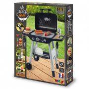 Smoby 312001 BBQ Grill gyermek gillkészlet
