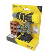 Smoby 360148 Stanley mechanikus fúrógép
