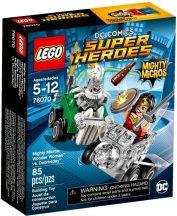 LEGO Super Heroes 76070 Wonder Woman és Doomsday
