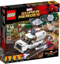 LEGO Super Heroes 76083 Óvakodj a keselyűtől