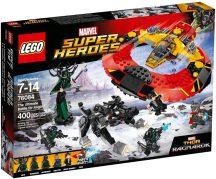 LEGO 76084 Végső ütközet Asgardért